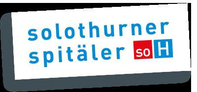 Logo solothurner spitäler ag